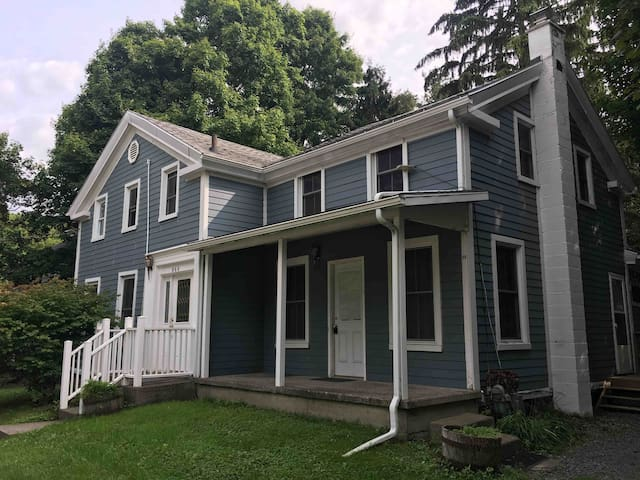 Home in the Heart of Trumansburg
