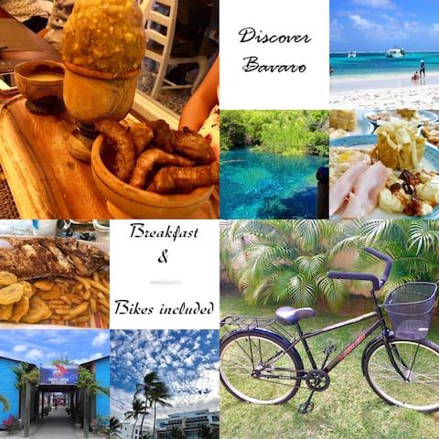 Just what you need in Bavaro Beach! - Bavaro - Huis