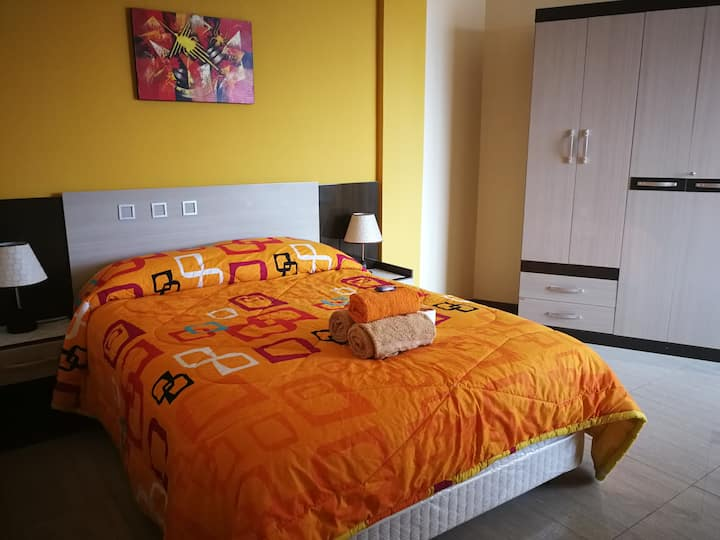 Centrical & Comfy PRIVATE APARTMENT SUCRE