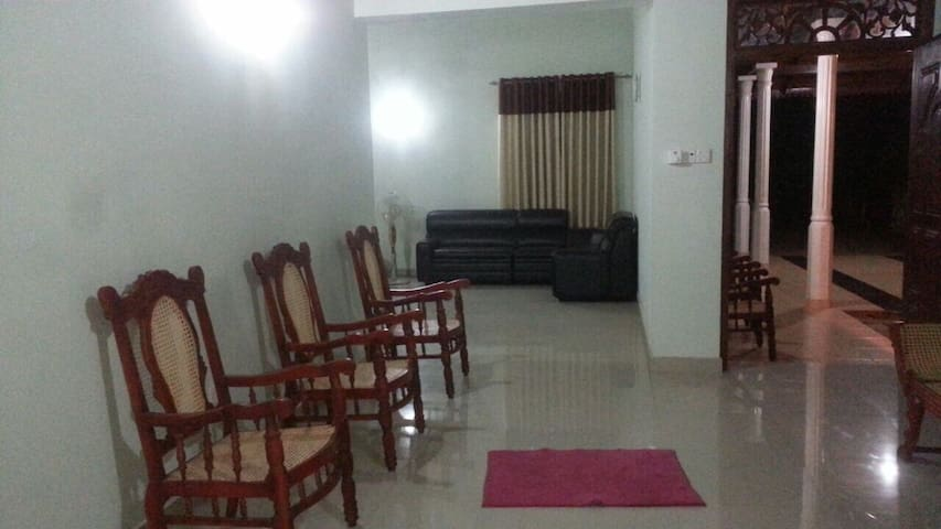Entire Home near katunayake airport - Negombo