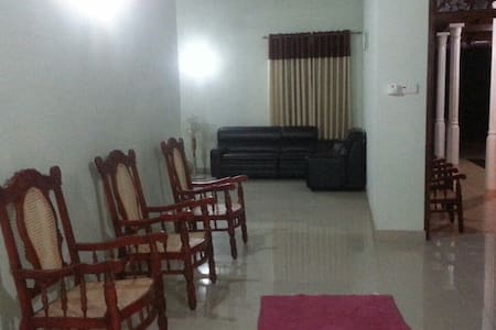 Entire Home near katunayake airport - Negombo - Hus