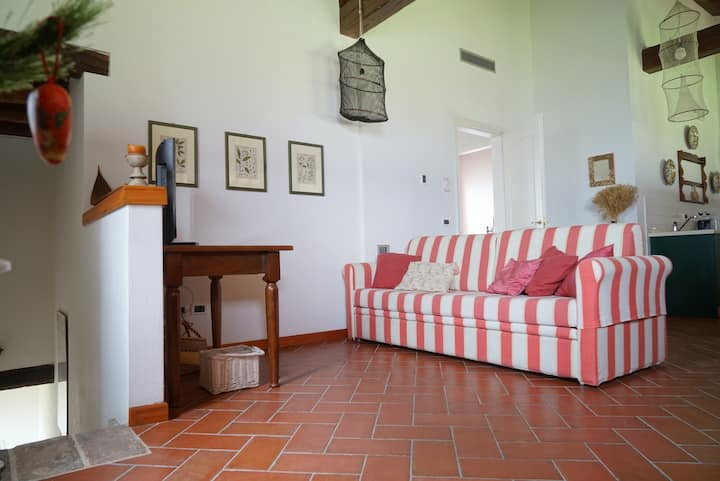 Apartment in FARMHOUSE in Caorle Venice