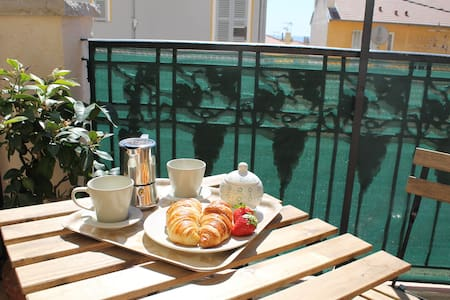Bonjour Monaco - sunny seaview Flat - Beausoleil - 公寓