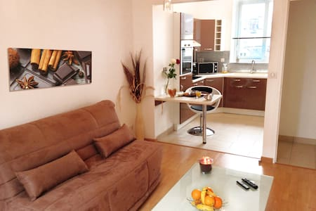 APPART'HOTEL61 (appartement CACAO) - Flers - Byt