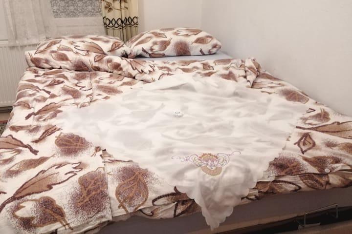 Privat room doble bed in Ürgüp
