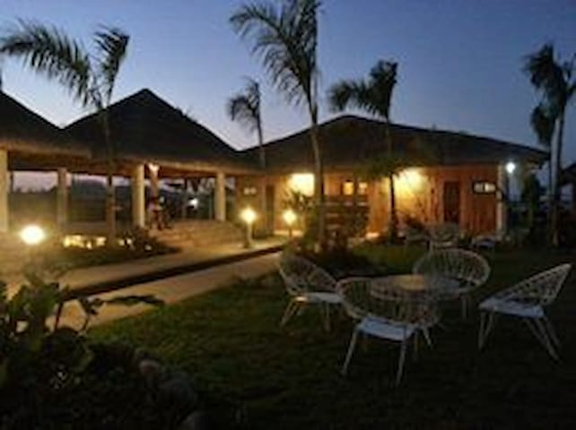 Cottage for 2 to 4 in Los Banos Hot Spring resort
