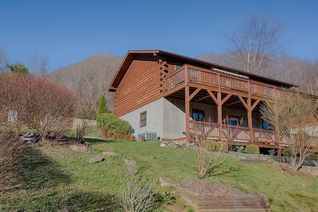 Mountain Peeks Cabin - Maggie Valley