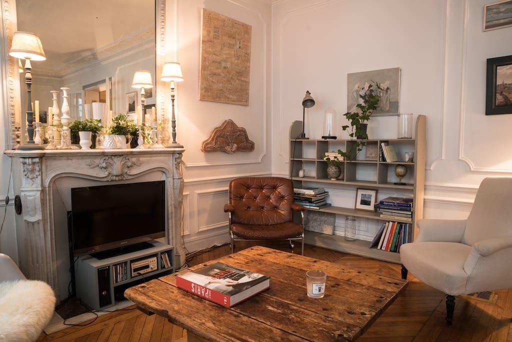 Living Room - corner