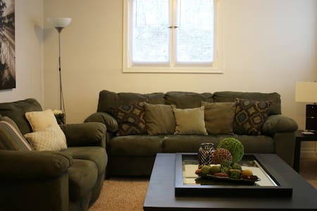 Roomy and Welcoming One Bedroom Basement Suite