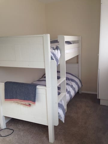 Bunk room suitable for children