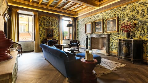 Villa Castelli Glam Apartment