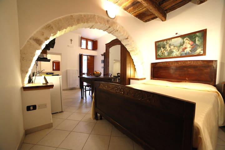 Al Borgo Antico monoapartment 2P Vico del Gargano