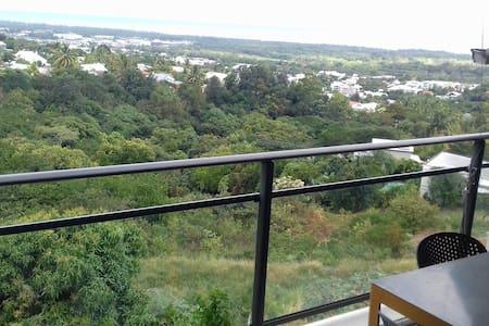 Appartement au calme avec vue mer