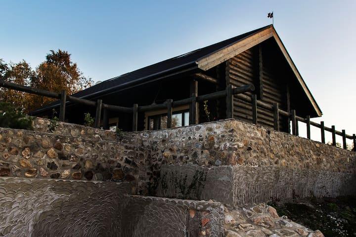 База отдыха Медвежий Угол - Tivdiya - House
