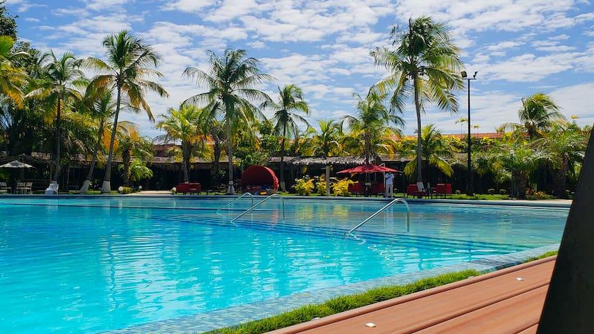 OHS Hotel Marina Morrocoy (Habitación N° 2)