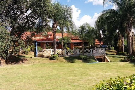Chacara  casa de campo Condomínio fechado itupeva - Itupeva - Chatka