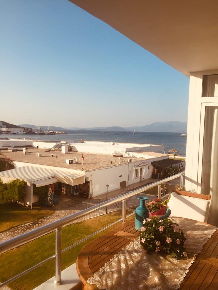 Yaza kadar Çeşme'de kiralık ev - aylık