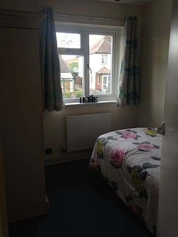 Single room in a cosy house - Southend-on-Sea - Hus