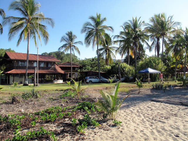 Totobe Resort. Rooms with balcony and oceanview - Guanacaste - Bed & Breakfast