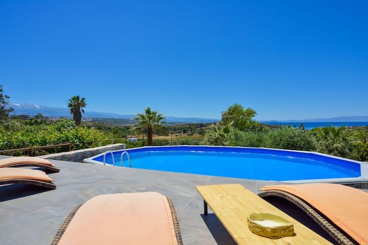Adorno Pequeno Luxury Villa, Tersanas Chania