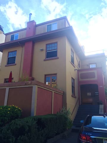 Student Rooming House Berkeley - L2 (Private Room)