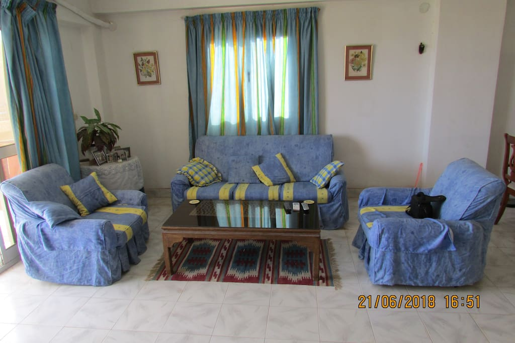 Living room part 1