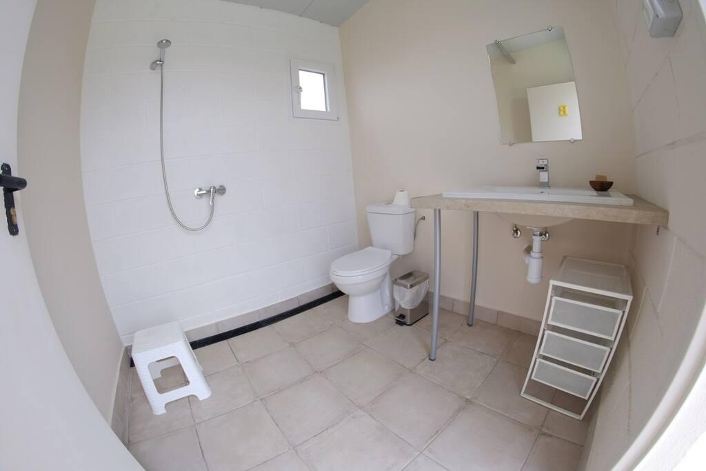 La salle de bain de nos clients