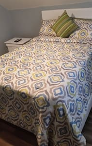 2 luxury Private Bedrooms 15 min from JFK airport - Hempstead - Hus