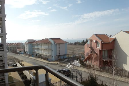 Студии  Анна-мария с видом на море. - Sveti Vlas