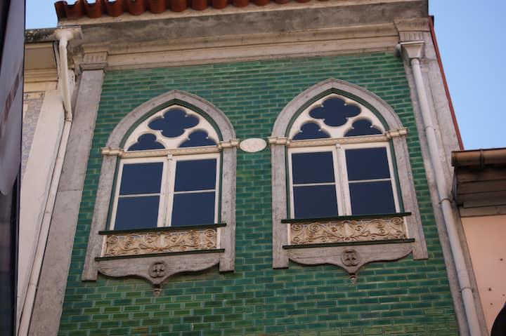 Casa da Vovó Néné na zona histórica de Braga