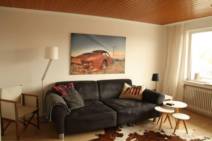 56m² / 2 Zimmer Wohnung im Zentrum von Kaarst - Kaarst - Apartemen