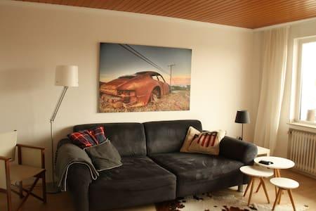 56m² / 2 Zimmer Wohnung im Zentrum von Kaarst - Kaarst - Apartamento