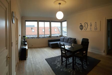 Spacious, light apartment in the Copenhagen heart - Frederiksberg