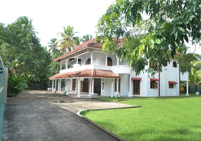 Negombo Village Guesthouse - Single A/C Room