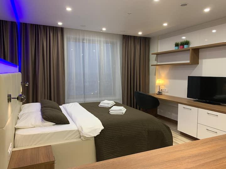 Отличные апартаменты - студия Митинская 16 - 2219