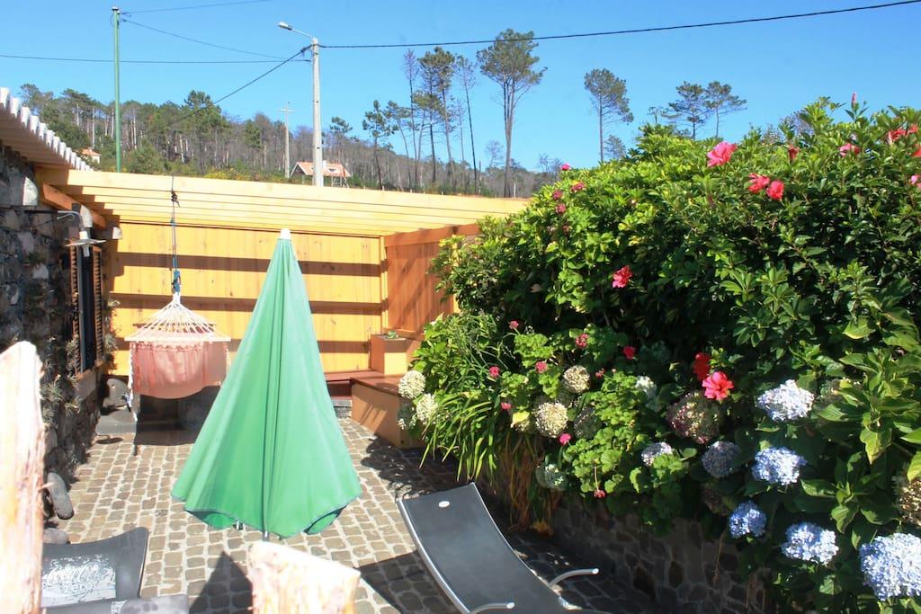 terraço.