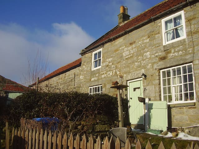 Holly Cottage  is 500 years old - Danby - House