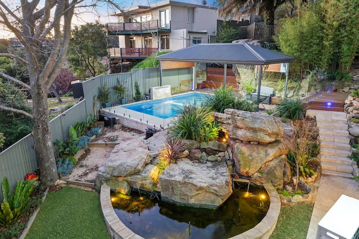 Family Resort style close to Sydney,Airport,Beach