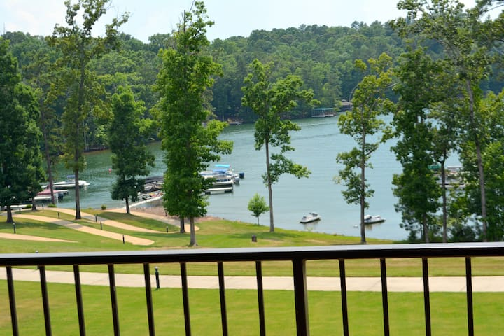 Luxury Condo at Stoneview Summit on Lake Martin - Dadeville - Kondominium