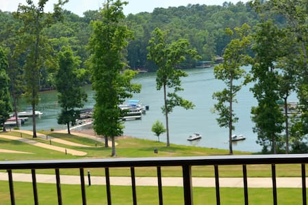 Luxury Condo at Stoneview Summit on Lake Martin - Dadeville