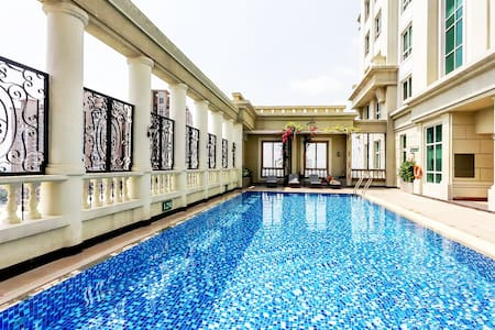 HCMC Center 1 BR Apart Rooftop Pool - Hồ Chí Minh - Apartment