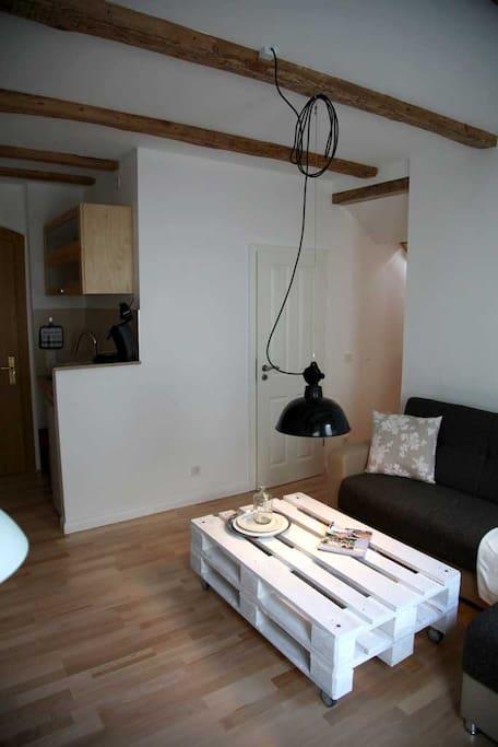 sch ne kleine ferienwohnung condos zur miete in cottbus brandenburg deutschland. Black Bedroom Furniture Sets. Home Design Ideas