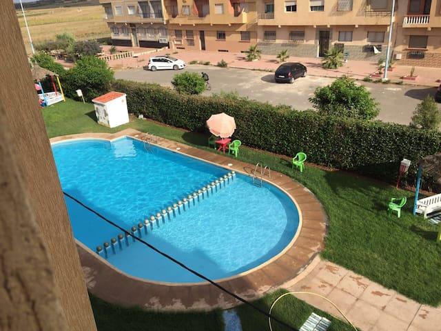 Appartement chaleureux et familial - Sidi Rahal  - Lakás