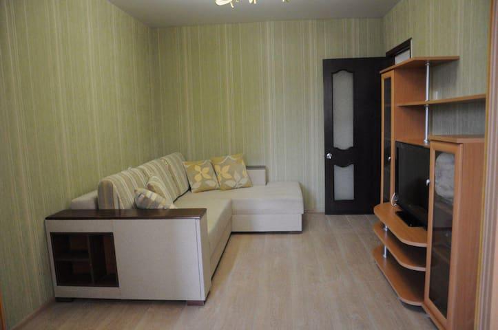 1-комнатная квартира в 15 минутах от моря - Sochi - Departamento