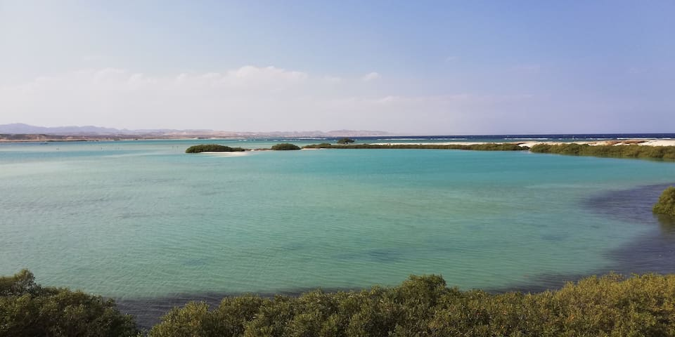 small studio a start point to discover Marsa Alam