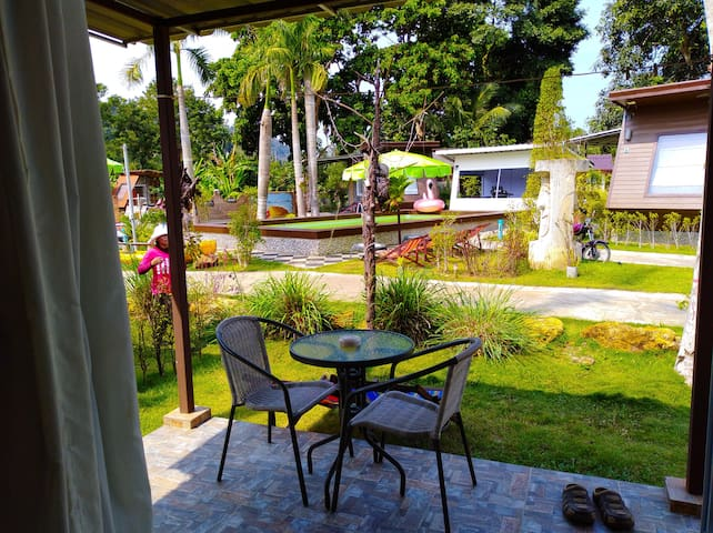 FEEL@CHILL, KOH CHANG, Garden View Bangalow