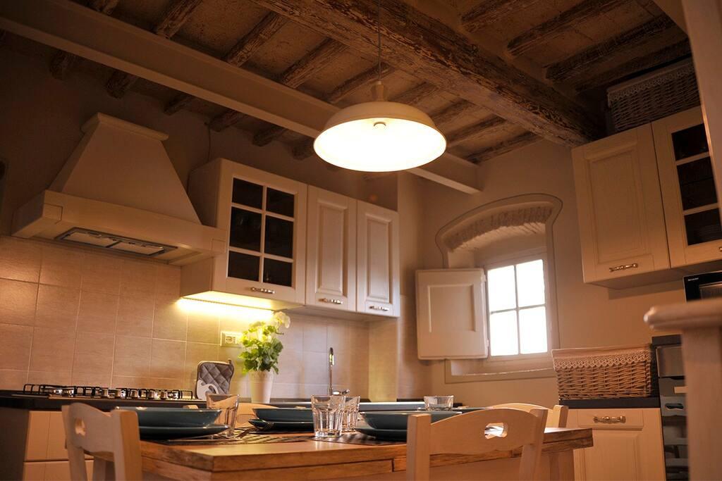 Cucina e angolo cottura