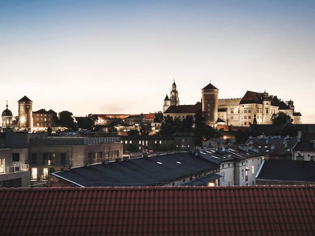 The Castleview | best location in Krakow