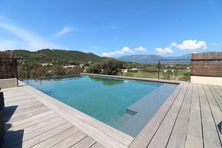Villa Neuve d'Exception