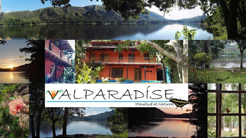VALPARADISE - Represa de Prado Tolima, Colombia